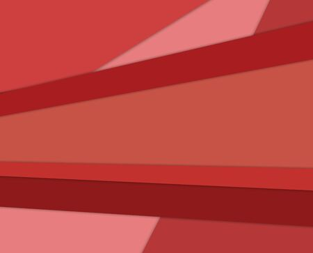 dark red: Abstract red colorful overlapping geometric background raster graphic image