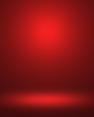Red background with light effect