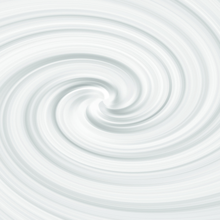 Abstract white swirl pattern for your design. Stock Photo