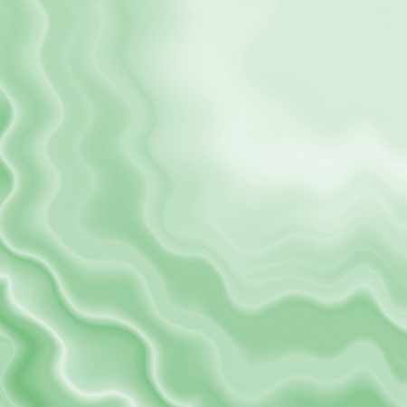 Green blurred wave pattern background texture with copy space for your text. Banco de Imagens