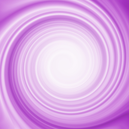 Abstract purple swirl vortex pattern background with your text.