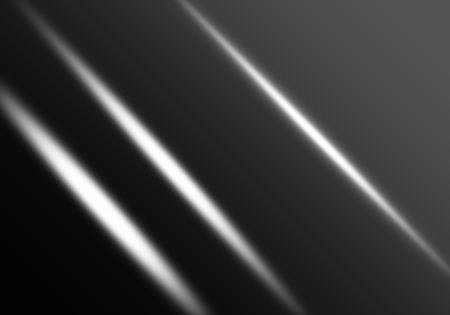 Abstract black background with luminous light lines for your design.
