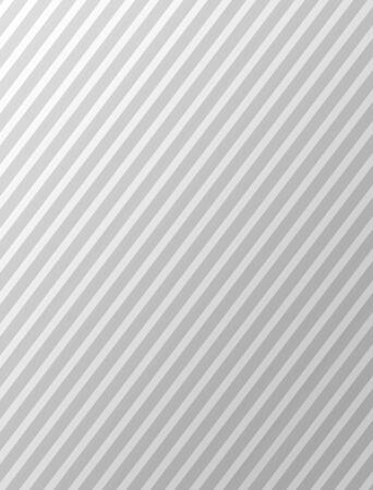 Gray white diagonal striped background texture. 스톡 콘텐츠