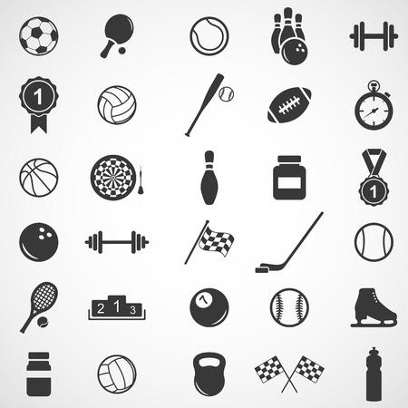 Sport icônes
