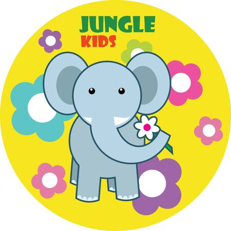 cute: cute elephant