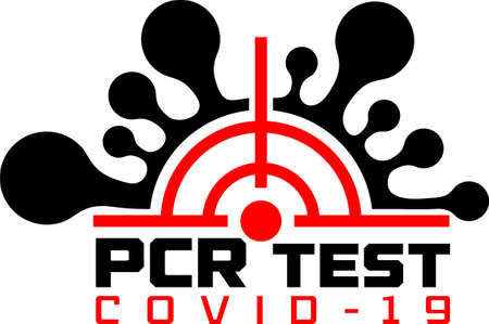 Coronavirus Testing Covid-19 RT-PCR test logo