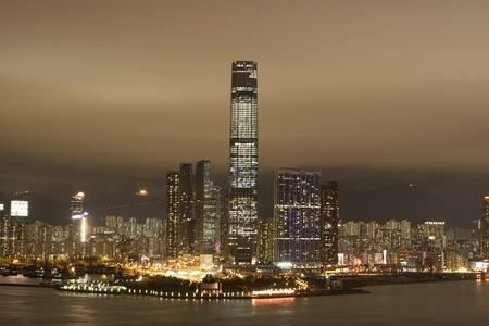 icc: Hong Kong Skyline