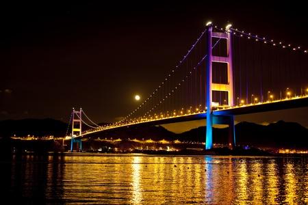 mag: Tsing Mag Bridge Hong Kong