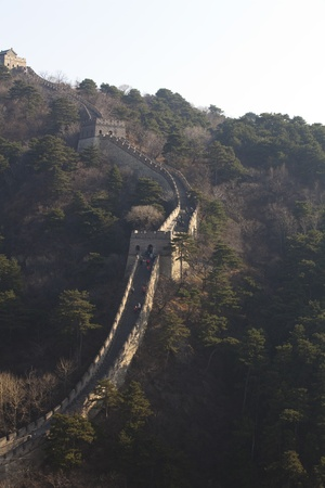 The Great Wall Of China Stock Photo - 11593949