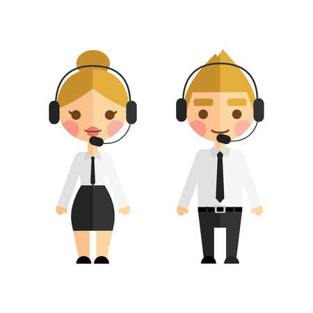 hands free phones: Call center operators. Sale of goods over the phone.