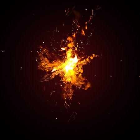 Explosion Stock Photo - 4071163