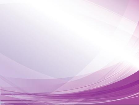 Vector abstract paarse lijnen