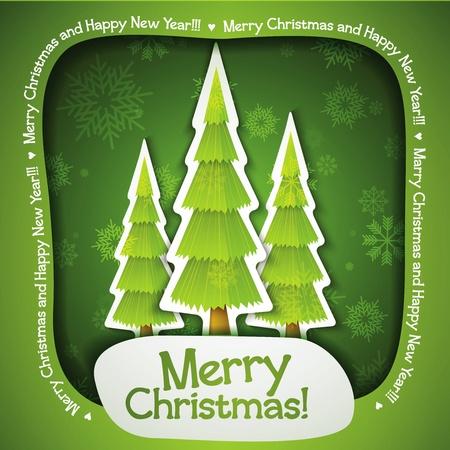 Rbol de Navidad Foto de archivo - 10823680