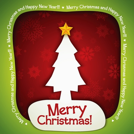 Christmas tree Stock Vector - 10823679