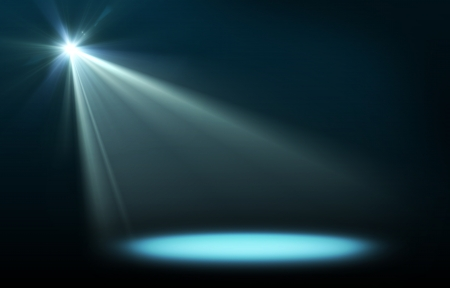 beam of light: Abstract image of concert lighting
