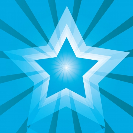 star Stock Vector - 13940783