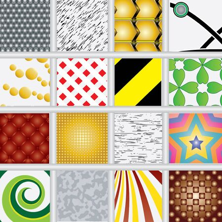 Abstract background whit textures Stock Vector - 14461867
