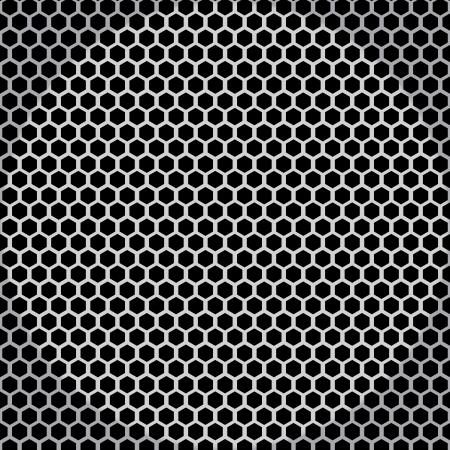 cribriform: Metal net seamless texture background
