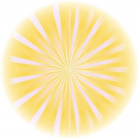 Sunburst abstract Stock Vector - 14711815