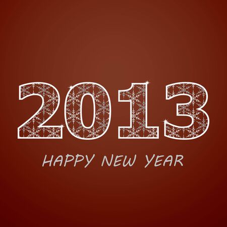 New year 2013 Stock Vector - 15260540