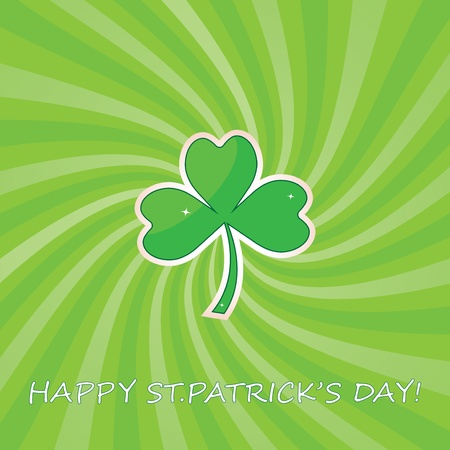 St  Patrick Stock Vector - 17531203