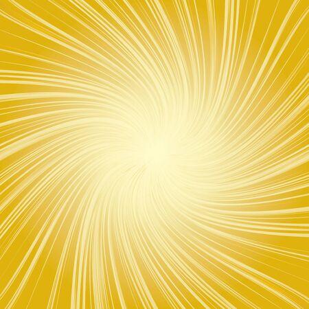 Orange sunburst summer VECTOR Stock Vector - 17531214