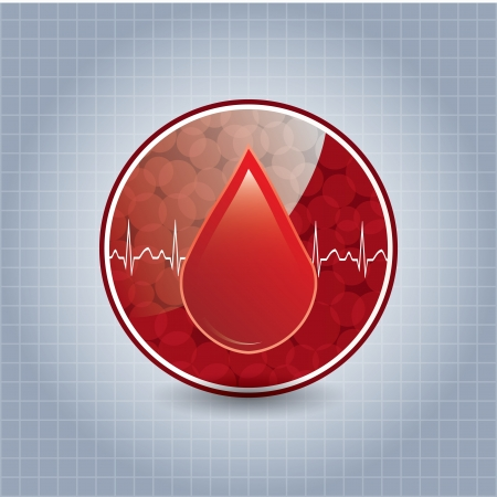 Blood donation background.vector.eps10 Vector