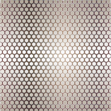 Metal template with texture.vector Illustration