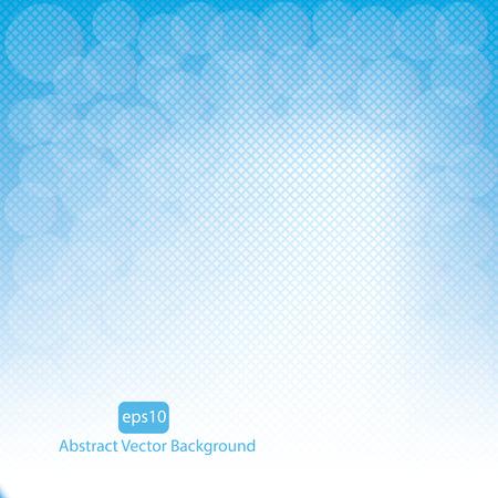 fondos azules: Vector azul abstracto background.vector