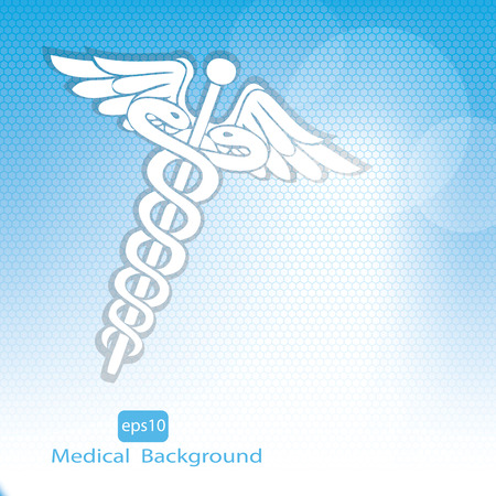 rx: Medical background .vector