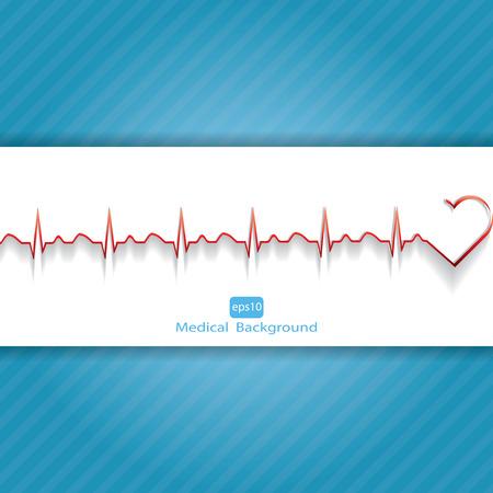 medical caduceus: Medical background