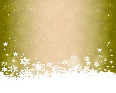 Abstract christmas background.eps10 Illustration