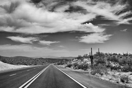 arizona highway photo