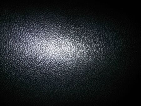 bumpy: bumpy leather surface of office chair