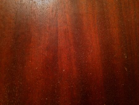 varnished: varnished wooden plank with reflections Stock Photo