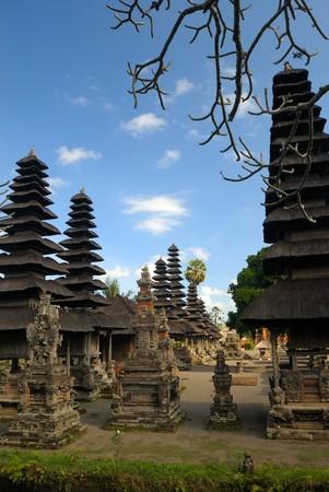Ancient temple, Bali, Indonesia photo