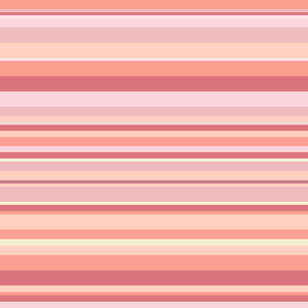 Pink, peach and yellow parallel lines background, seamless pattern 版權商用圖片
