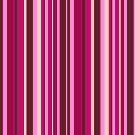 Pink, red and magenta parallel lines background, seamless pattern