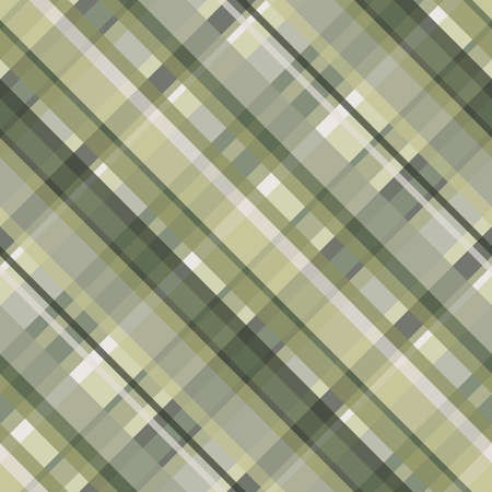 Brown and green crisscross lines, abstract checkered pattern 版權商用圖片