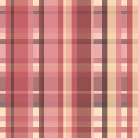 Red and yellow crisscross lines, abstract checkered pattern