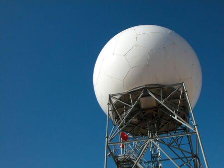 Doppler Radar Array-Wide Stok Fotoğraf