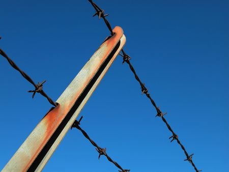inadequate: Security Fence with Rust