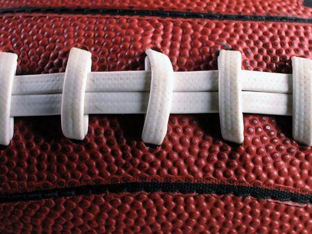 Football Laces-Horizontal photo