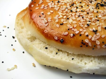 Sesame Seed Roll-Separated