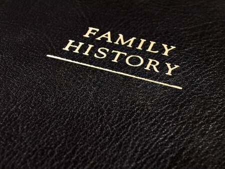 Leather Bound  History
