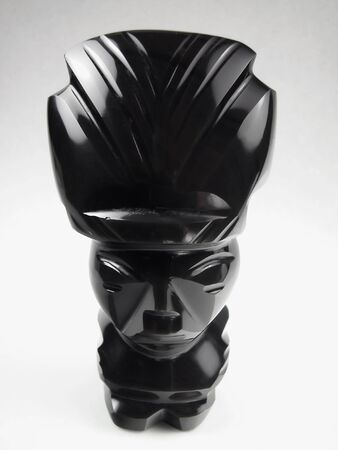 Black Onyx Axtec Idol