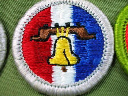 merit: Scout Merit Badge-Liberty Bell