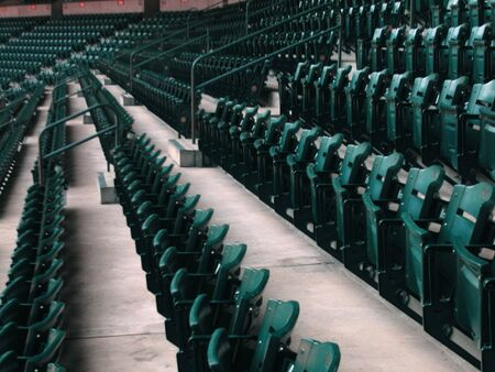 Major League Baseball Stadium Seats