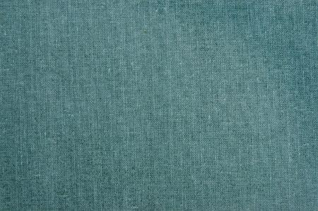 burlap texture: Teal grunge textile background Stock Photo