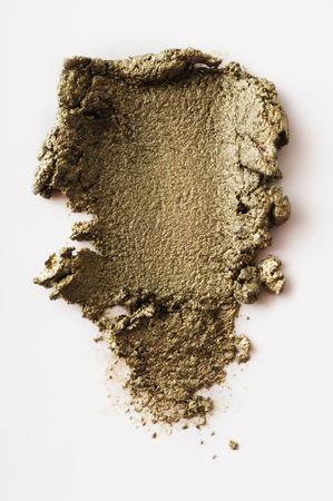 Eyeshadow isolated on white background Standard-Bild